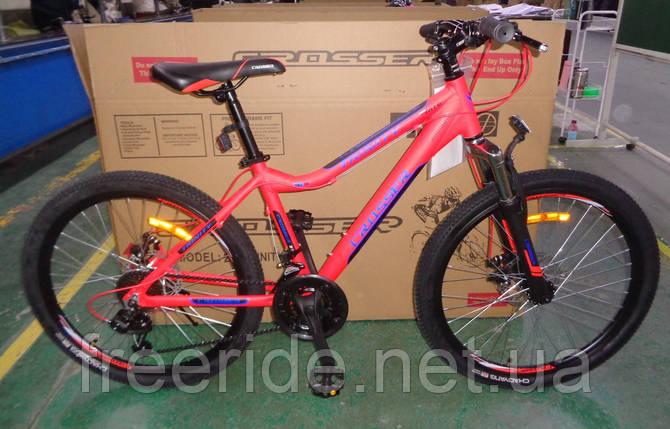 Велосипед Crosser Trinity 26 (17), фото 2