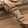 M-Tac рюкзак Urban Line Charger Hexagon Pack Coyote Brown, фото 5