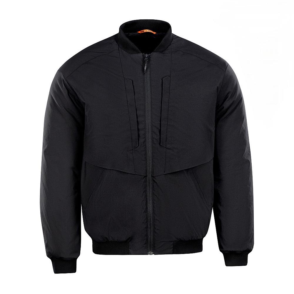 M-Tac куртка Rubicon Black Бомбер черная
