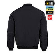 M-Tac куртка Rubicon Black Бомбер черная, фото 2
