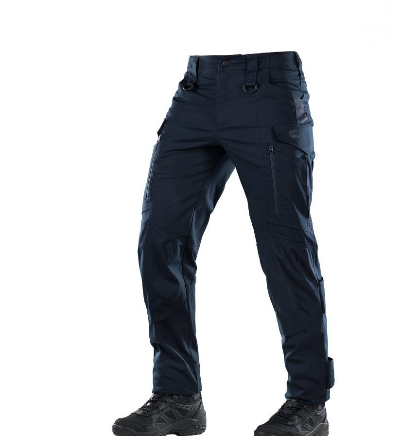 M-Tac брюки Conquistador синие Gen I Flex Dark Navy Blue