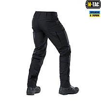 M-Tac брюки Conquistador Gen.II Flex Extra Strong Black, фото 3