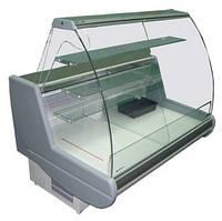 Витрина кондитерская Siena-K плоское/выпуклое стекло
