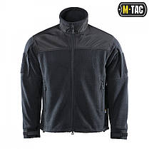 M-Tac куртка Hexagon Alpha Microfleece Jacket Black, фото 2