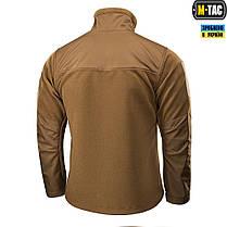 M-Tac куртка Alpha Microfleece Gen.II Coyote Brown, фото 3