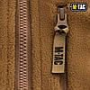 M-Tac куртка Alpha Microfleece Gen.II Coyote Brown, фото 5