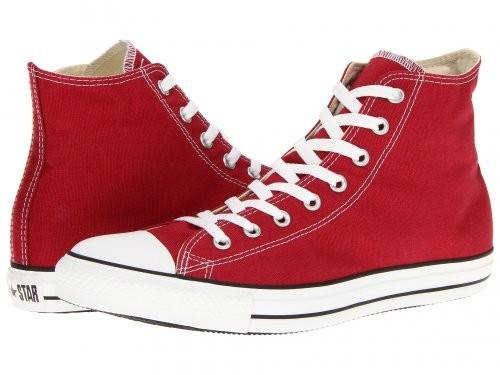 418e66f1a7e4 Красные Высокие Мужские Кеды Converse (Конверс) All Star — в ...