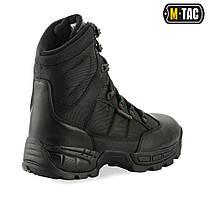 M-Tac ботинки тактические зимние Thinsulate Black, фото 2