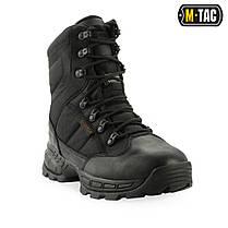 M-Tac ботинки тактические зимние Thinsulate Black, фото 3
