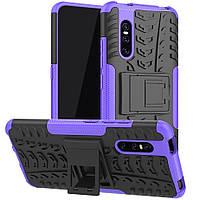 Чехол Armor Case для Vivo V15 Pro Purple