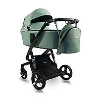Дитяча коляска 2 в 1 Ibebe i-stop IS21 Gloss (айБебе ай-стоп), фото 1