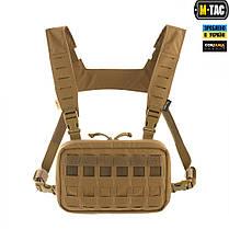 M-Tac нагрудная сумка Chest Rig Elite Ranger Green олива, фото 3