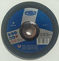 "Диск абразивный зачистной Tyrolit ""Basic 2 in 1"", круг 178 мм х 6 мм х 22,23 мм"