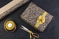 Упаковочная бумага для подарков Brambles цена за 20шт, 1х0,7м, 80 г/м², разные цвета, упаковочная бумага,, фото 1