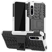 Чехол Armor Case для Vivo V15 Pro White
