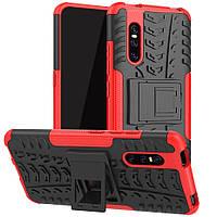Чехол Armor Case для Vivo V15 Pro Red