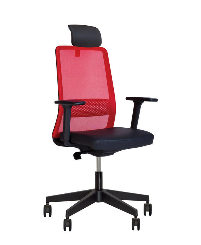 Frame (Фрейм)  black PL кресло офисное для персонала