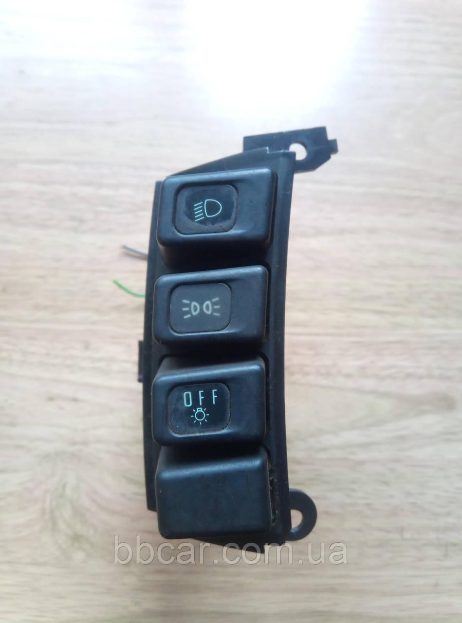Перемикач поворотів та омивання скла ( гітара ) Opel Frontera 155215