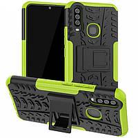 Чехол Armor Case для Vivo Y15 / Y17 Lime