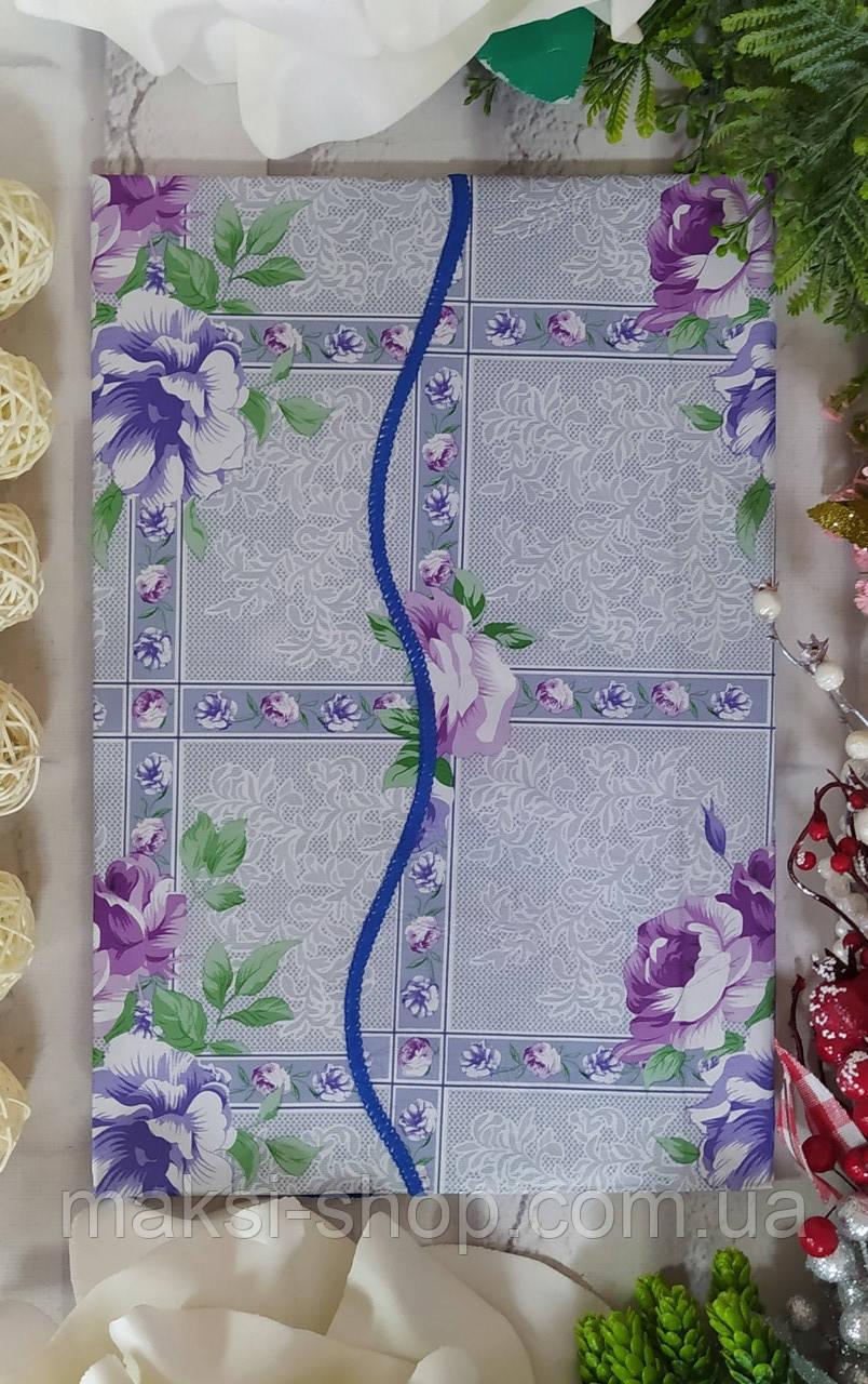 Скатерть кухонная р. 120х152 см полимерная Tablecloth