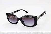 Солнцезащитные очки ДЛЯ ЗРЕНИЯ в стиле Barberry. Матовая черная оправа, фото 1