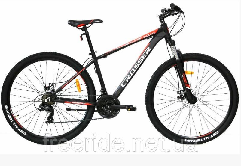 Горный велосипед Crosser Thomas 29 (17)