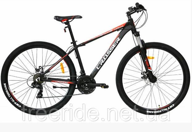 Горный велосипед Crosser Thomas 29 (17), фото 2