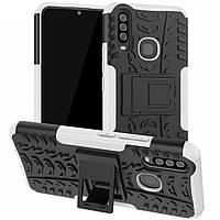 Чехол Armor Case для Vivo Y15 / Y17 White