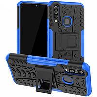 Чехол Armor Case для Vivo Y15 / Y17 Blue