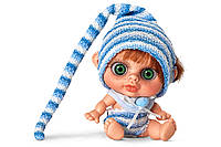 Кукла пупс Berjuan БЭБИ БИГГЕРС с запахом ванили 14 см (CASTANO)