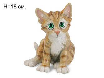 Забавная фигурка котик Mimi 18 см - сувенир, подарок