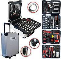 Профессиональный набор инструментов DMS 395 предметов с тележкой (TWK-aus(729tlg))