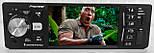 Відео автомагнітола Pioneer 4226! 2 флешки,Bluetooth, 4x600W,FM,AUX,КОРЕЯ MP5 + ПУЛЬТ НА КЕРМО, фото 4