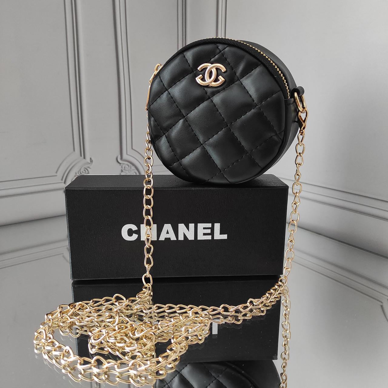 Мини кросс боди, сумка Chanel