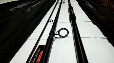 Коропове Вудлище Спінінг Bratfishing Excalibur Carp 3.3 m, фото 3