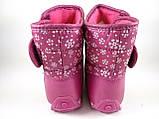 Сапоги детские, обувь зимняя, натуральный мех, Tom.m 27р. по стельке 17,5см, фото 6