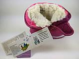 Сапоги детские, обувь зимняя, натуральный мех, Tom.m 27р. по стельке 17,5см, фото 7