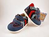 Демисезонные ботинки для мальчиков ТМ Шалунишка ортопед, фото 8