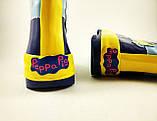 Резиновые сапоги для мальчиков, синие, BBT, фото 5