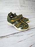 Обувь для мальчиков, босоножки хаки JongGolf 23 разме, фото 2