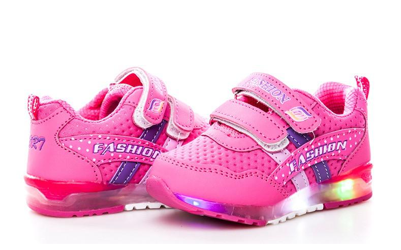Кроссовки для девочек BBT