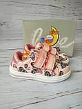 Кроссовки для девочек Сказка 21р. по стельке 14,0 см, фото 6
