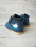 Ботинки для мальчиков Сказка 22р, 14см, фото 9