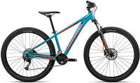 Велосипед Orbea MX 27 XC XS 2020 Blue-Red (K02114NP)