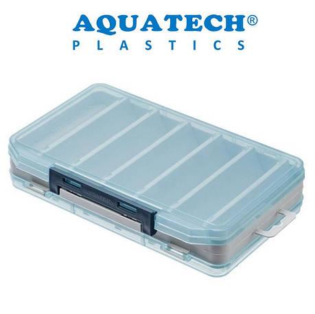 Коробка для воблеров двусторонняя Aquatech 17400, фото 2