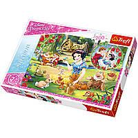 """Пазл """"Мрія про кохання"""", 200 елементів Trefl Disney Princess (5900511132045)"""