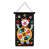 Игра Janod Магнитный дартс Цирк J02074, КОД: 2426857