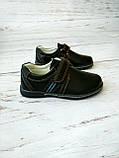 Туфли для мальчиков M.L.V, фото 2