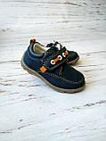 Туфли для мальчиков Apawwa (Румыния), фото 2