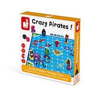 Настольная игра Janod Сумасшедшие пираты J02740, КОД: 2438884